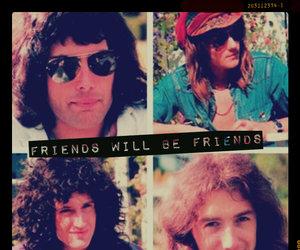 Freddie Mercury, Queen, and friendship image