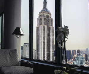 city, new york, and luxury image