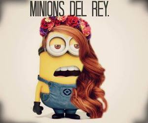 minions, lana del rey, and funny image