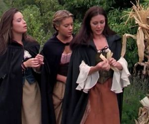 charmed, medieval, and medieval dress image