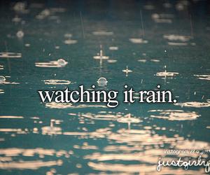 rain, justgirlythings, and just girly things image