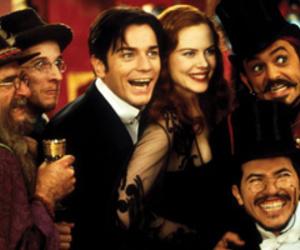 moulin rouge, Nicole Kidman, and ewan mcgregor image