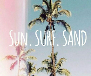 sun, summer, and surf image