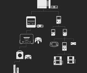 games, nintendo, and video games image
