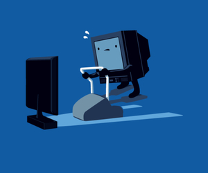 funny, tv, and computer image