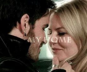 once upon a time, captain hook, and ouat image