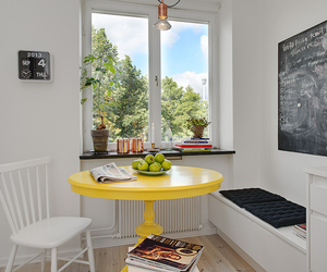 living space, cute details, and right apartment image