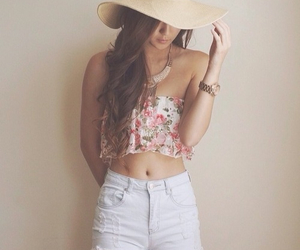 summer, outfit, and beautiful image