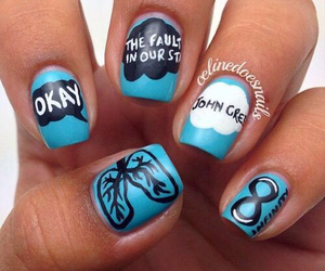augustus, nails, and cute image