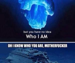 funny, titanic, and lol image