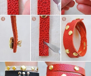 how to, steps, and bracelet image