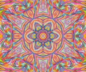 background, high, and hippie image