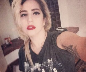 Lady gaga, little monsters, and instagram image