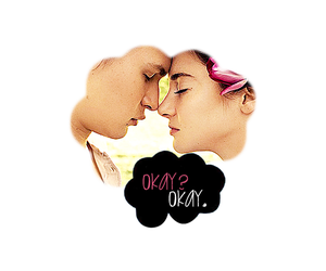 hazel, the fault in our stars, and movie image