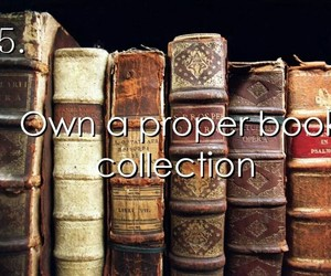 wish, bucket list, and book collection image