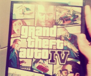 desire, gta iv, and forever image