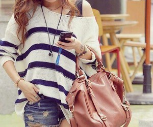 fashion, girls, and ootd image