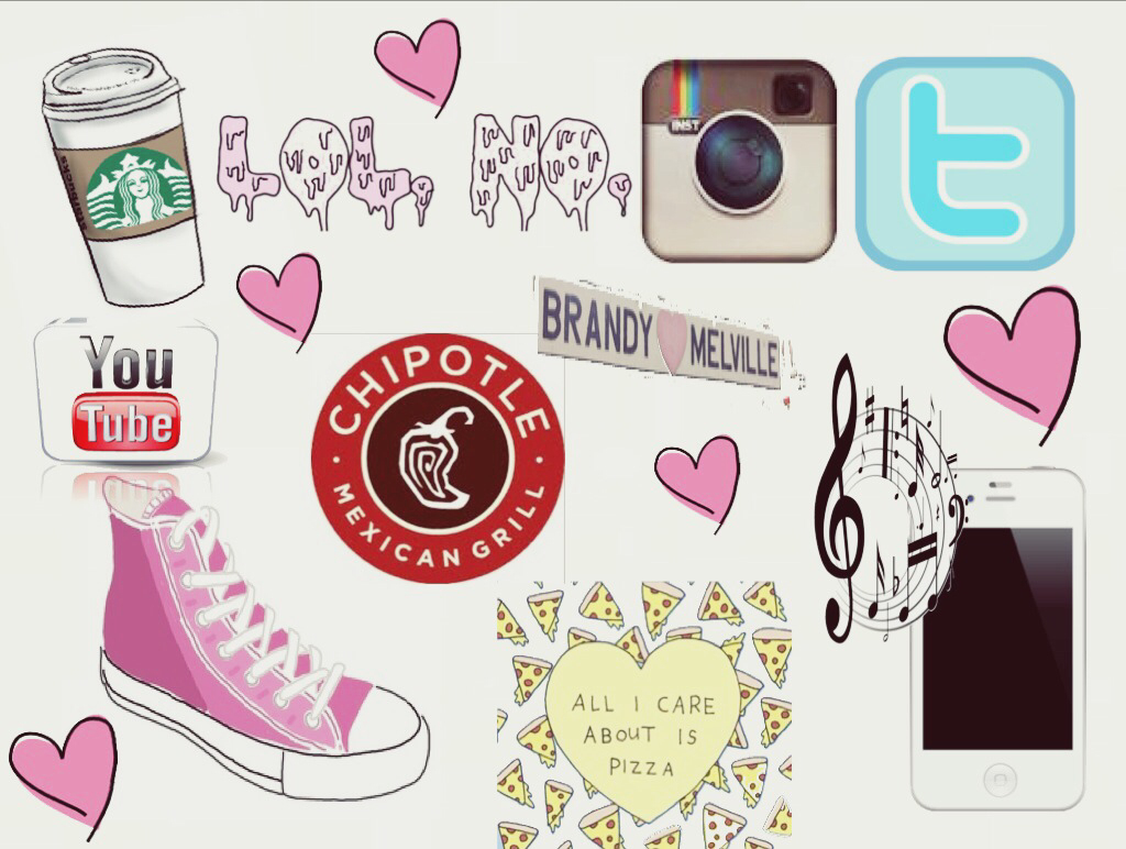 These Are All The Things That Represent A Common White Girl