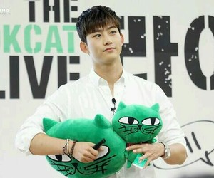 2PM, taecyeon, and ty image