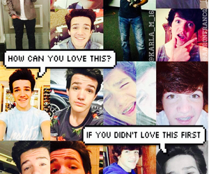 magcon and @aaroncarpenter image