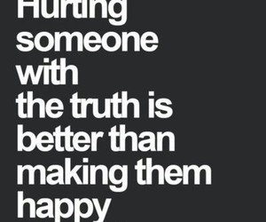 hurt, truth, and words image