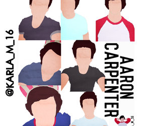 magcon and aaroncarpenter image