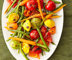 carrots, grilled, and recipe image