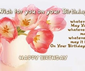 birthday, happy birthday, and quotes image