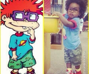 rugrats, cute, and baby image