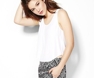 white and tank image