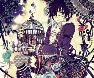 black butler, ciel phantomhive, and anime image