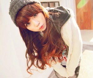 asiatic, korean, and sweety image