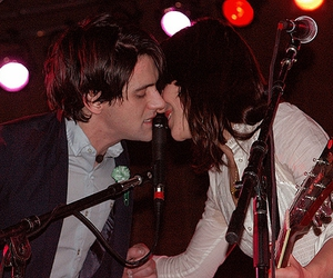 concert, conor oberst, and cute couples image