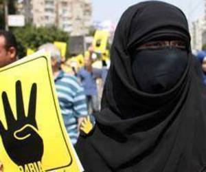 egypt, islam, and niqab image