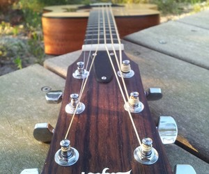 guitar, guitare, and music image