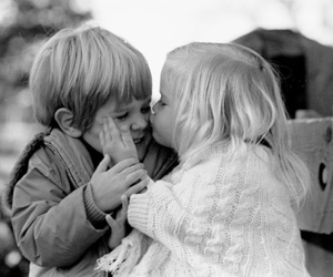child and love image