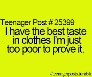 teenager post, clothes, and funny image
