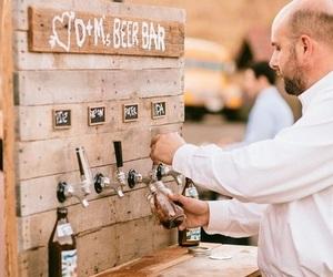 wedding and beer image