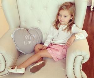 child, fashion, and gorgeous image