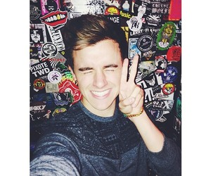 conor, youtubers, and franta image