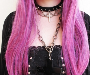 pastel goth image