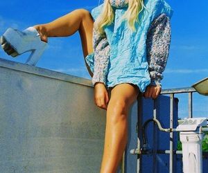 fashion shoot, fashion label, and cali style image