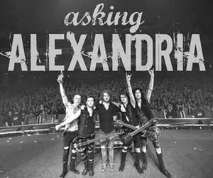 aa and asking alexandria image