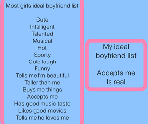 boyfriend, real, and teenage image