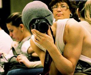 boy, camera, and eat me image