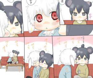 anime, Boys Love, and chibi image