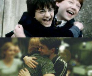 best friends, ron weasley, and ronald weasley image