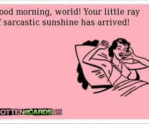 ecards, me, and morning image