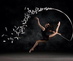 ball, gymnastic, and rhythmic image