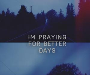 better days, depression, and god image